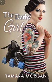 The Derby Girl by Tamara Morgan