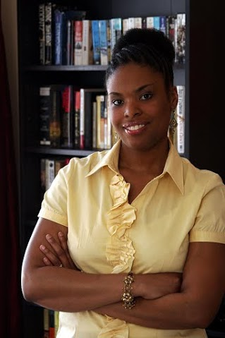 Best Kept Secrets author, Shelly Ellis
