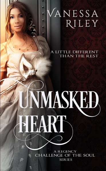 Unmasked Heart by Vanessa Riley