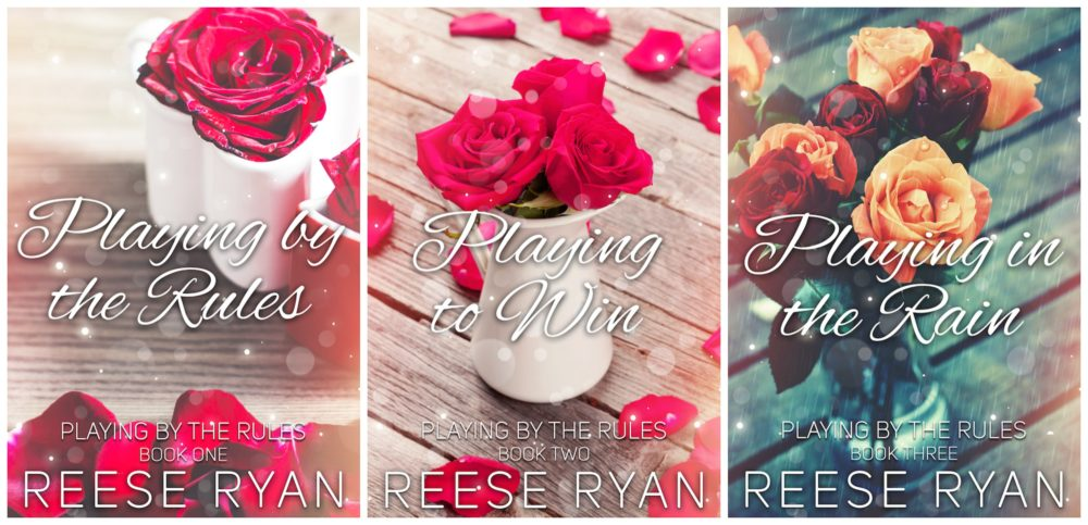 Playing by the Rules series by Reese Ryan