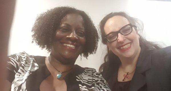 North Carolina authors Reese Ryan and Summer Kinnard