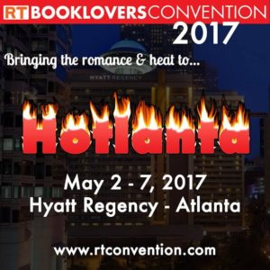 RT Book Lovers Convention 2017 in Atlanta, GA
