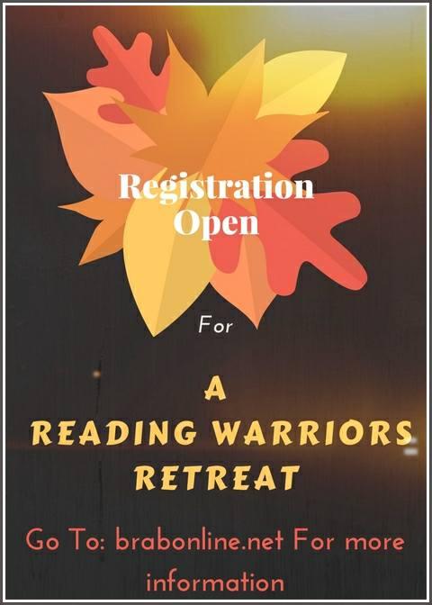A Reading Warrior's Retreat in San Antonio, TX