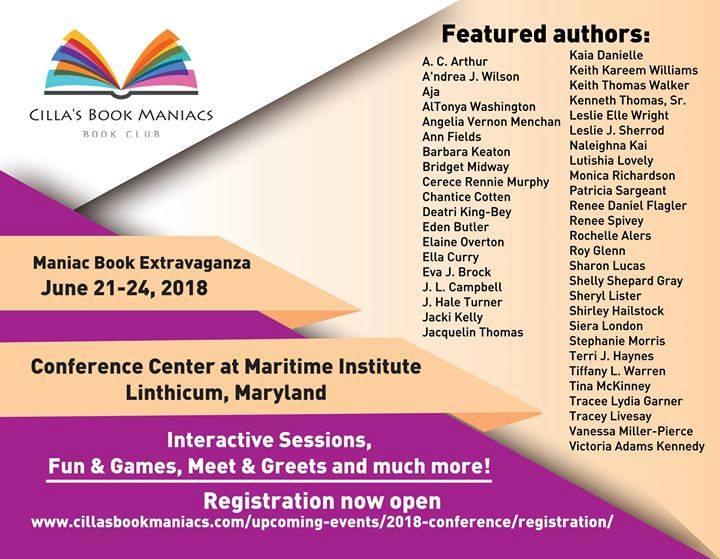 Maniac Book Extravaganza